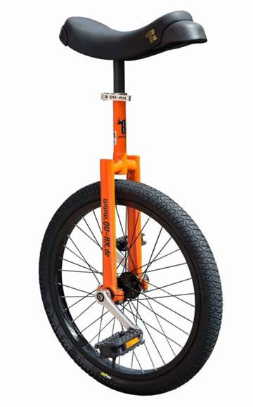 QU-AX Unicycle 20""