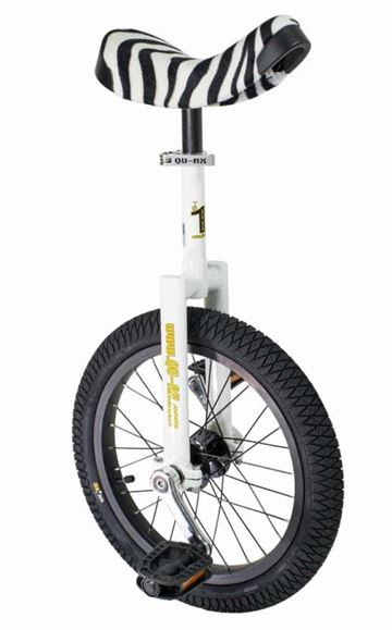 QU-AX Unicycle 16""