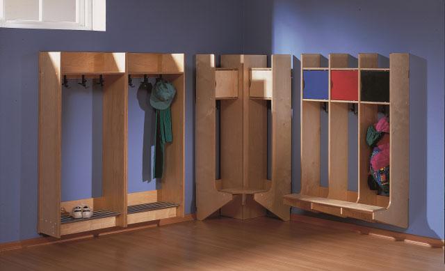 garderobeskab brugt Garderobeskabe til skoler, institutioner mv. garderobeskab brugt