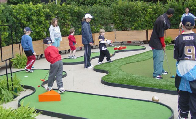 Minigolf Links