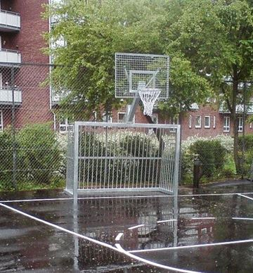 Multimål midi m/basketanlæg
