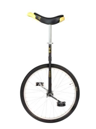"QU-AX Unicycle 24"", 26"" og 36"""