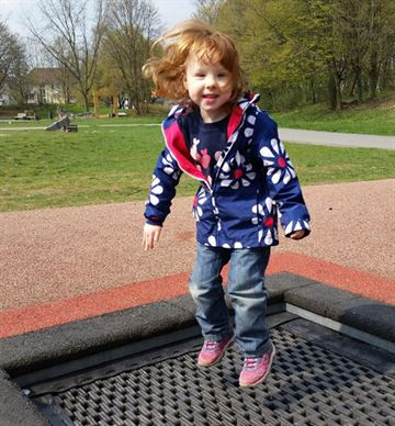 Hally-Gally Mini Trampolin